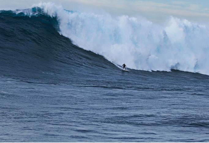 XXL, Big Wave award shawn dollar