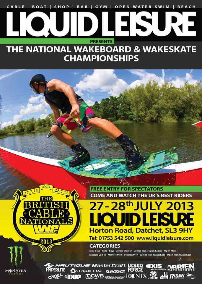 Cable WakePark Nationals