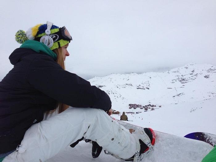 Sophie Garden Snowboarding 700