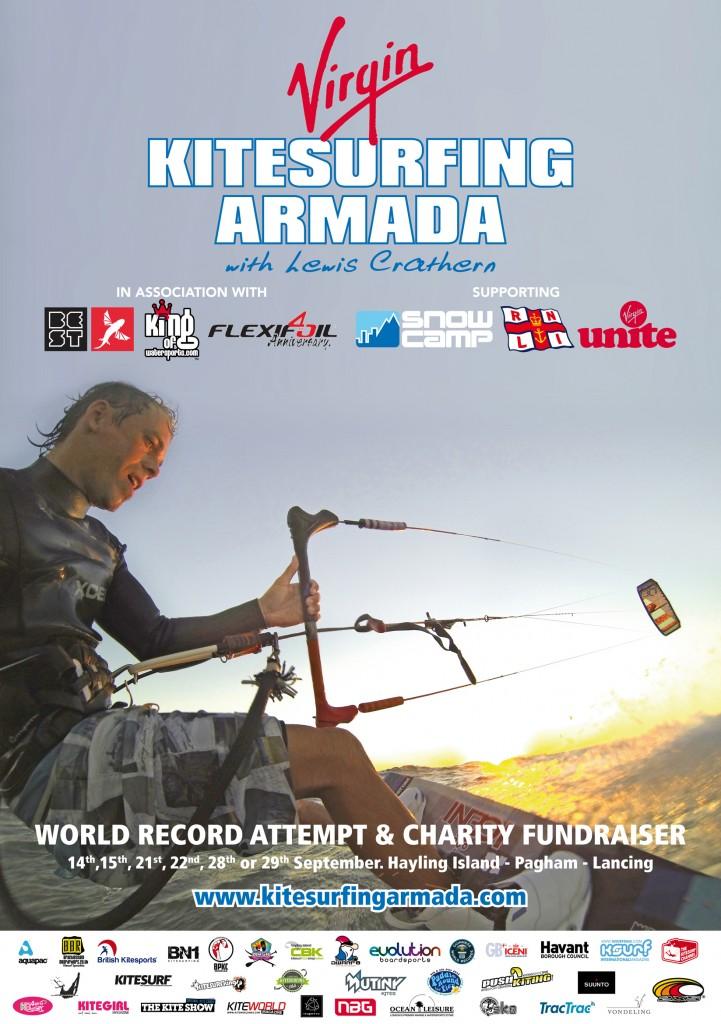 Virgin Kitesurfing Armada 2013