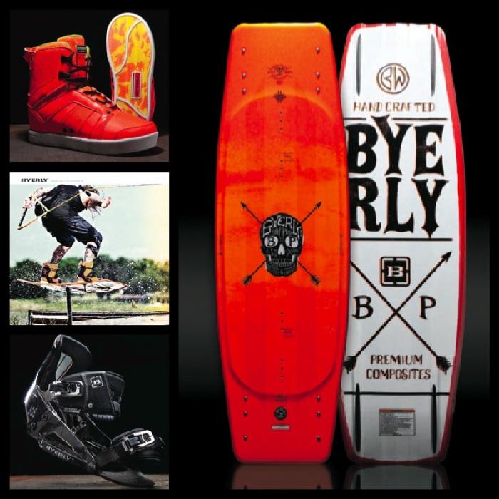 Hyperlite Byerly 2014 board
