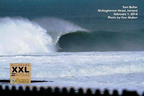Size - mASSIVE WAVE - TOM BUTLER XXL