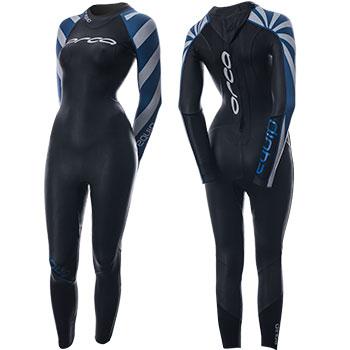 Orca Womens Equip Triathlon Wetsuit 2014
