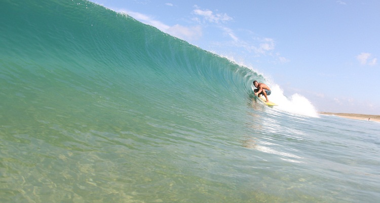 Summer Surfing Moliets Plage France With Star Surf Camps
