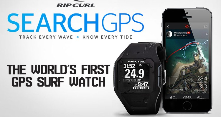 Track Your Surfing Gps Surf Watch From Ripcurl King Of Watersports Blog
