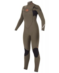 Fatigue - RipCurl Women's Flash Bomb 5/3 Wetsuit 2015