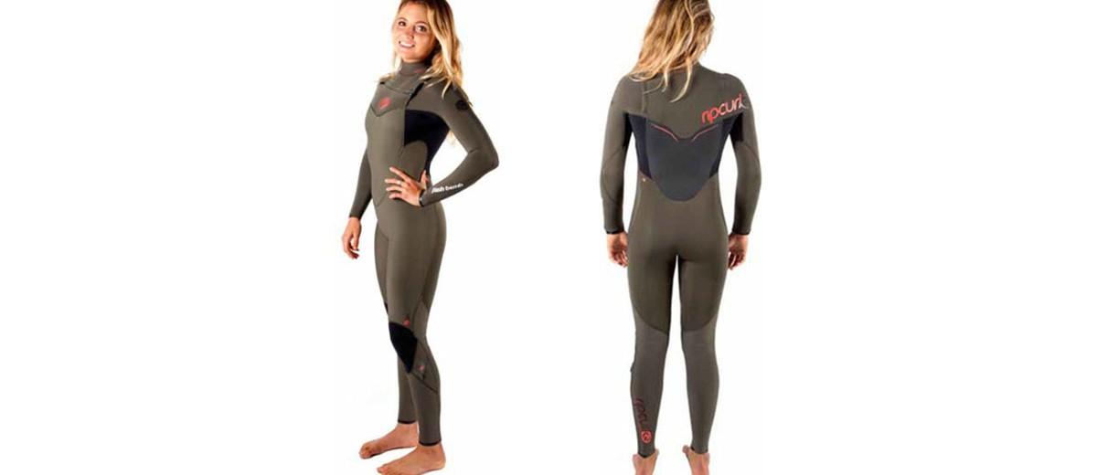 Rip Curl Womens Flash Bomb 5/3 CZ Wetsuit 2015