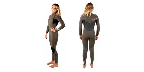 Rip Curl Womens Flash Bomb 5/3 CZ Wetsuit 2015