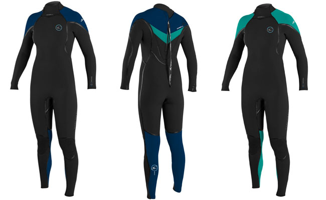 Womens Psycho 1 ONeill Wetsuit