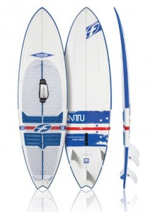 Mitu Montiero F-One Foil Board 2015