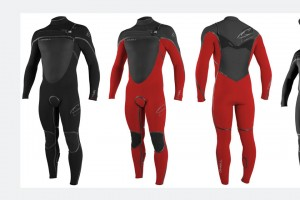 O'Neill Pyrotech 5/4 Wetsuit 2015