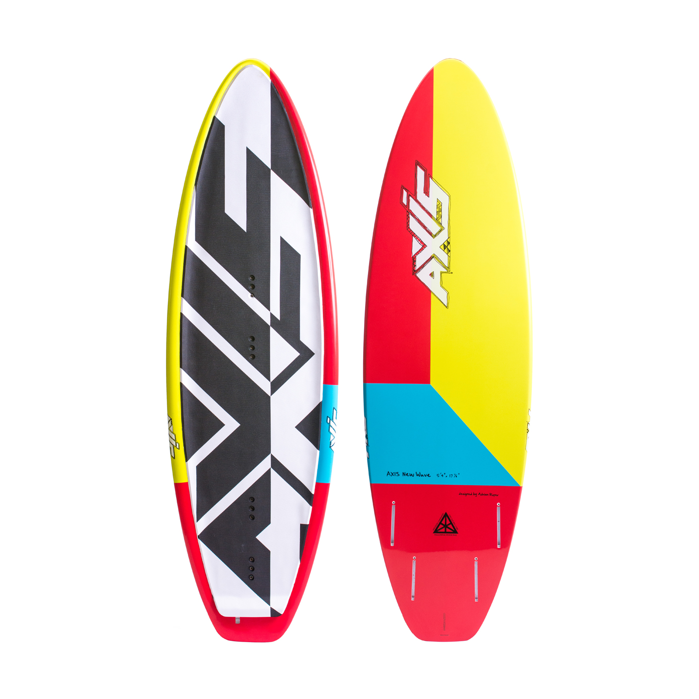 Axis Kiteboarding New Wave 2015 Kite Surfboard
