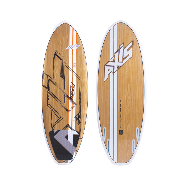 Axis Kiteboarding Spud 2015 Kite Surfboard