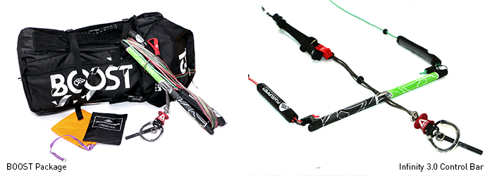 Flysurfer Boost 2015 Package