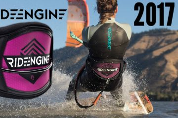 The Brand New 2017 Ride Engine Kitesurf Harnesses are here